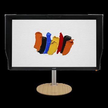 ConceptD CP7 Monitor | CP7271KP | Black