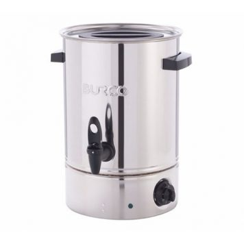 Burco 30L Electric Water Boiler - Stainless Steel