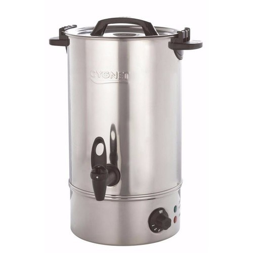 Burco Cygnet 10L Electric Water Boiler - Stainless Steel