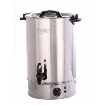 Burco Cygnet 20L Electric Water Boiler - Stainless Steel
