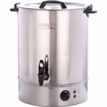 Burco Cygnet 30L Electric Water Boiler - Stainless Steel