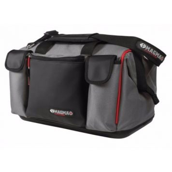C.K Magma Mini Weatherproof Durable Tool Storage Case Bag with Tough Plastic Base