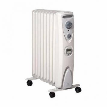 Dimplex 2Kw Oil Free Portable Column Heater with Electronic Timer