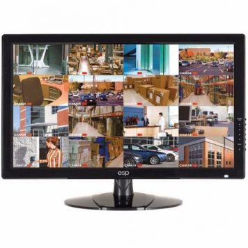 "ESP 23.6"" LED CCTV Monitor"