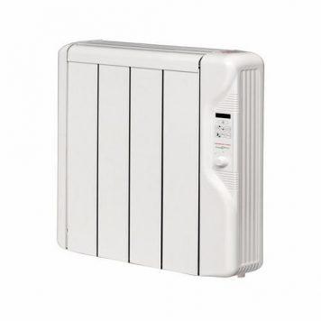 Elnur 0.5kW 24 Hour Digital 4 Module Oil Free Thermal Electric Panel Radiator Heater