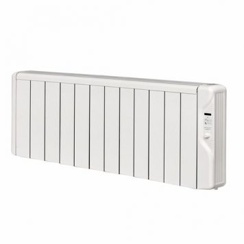 Elnur 1.5kW 24 Hour Digital 12 Module Oil Free Thermal Electric Panel Radiator Heater