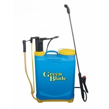 Green Blade 16 Litre Pressurised Knapsack / Backpack Garden Sprayer