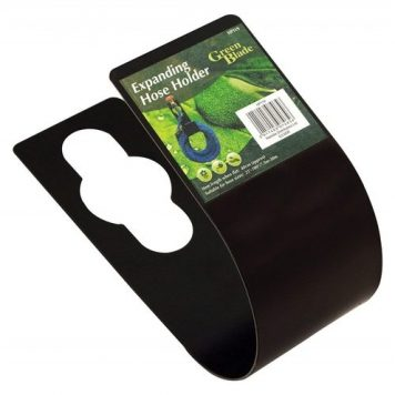 Green Blade Expanding Hose Holder, Black