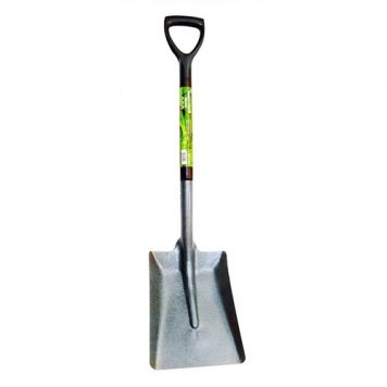 Green Blade Square Mouth Shovel