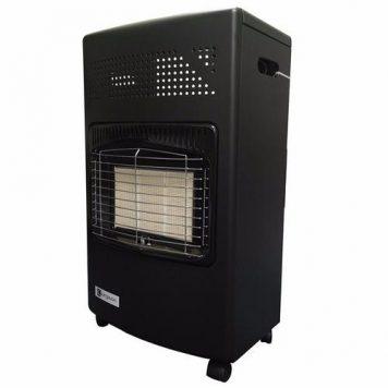 Kingavon 4.2kW Portable Gas Cabinet Heater - UK Regulator