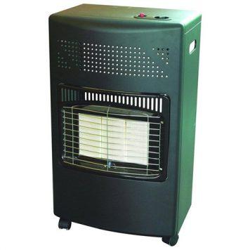 Kingavon Portable 4.2kW Calor Gas Cabinet Heater - UK Regulator