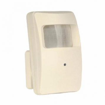 OYN-X 4.2mm Pin Hole Covert CCTV Camera in PIR - White