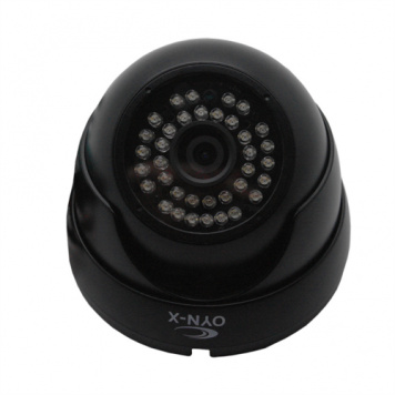 OYN-X Fixed AHD CCTV Dome Camera - Black