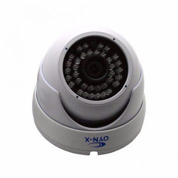 OYN-X Fixed Analogue CCTV Dome Camera - White