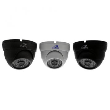 OYN-X Fixed CVI CCTV Dome Camera - Grey