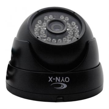 OYN-X Fixed TVI CCTV Dome Camera - Black
