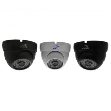 OYN-X Varifocal CVI CCTV Dome Camera - White