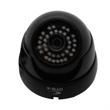 OYN-X Varifocal TVI CCTV Dome Camera - Black