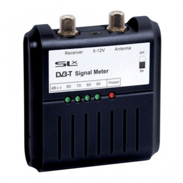 Philex SLX Digital TV Signal Strength Meter