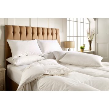 Scandinavian Feather Co Luxury 10.5 Tog Duck Feather & Down Duvet (Super King)
