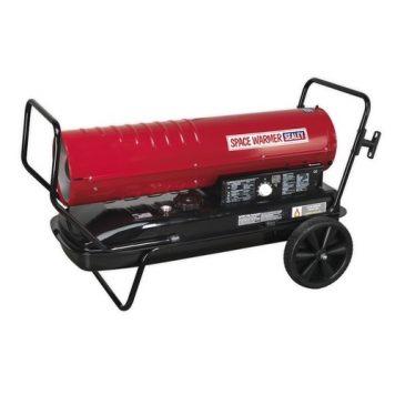 Sealey 215,000Btu Space Warmer Paraffin & Diesel Heater