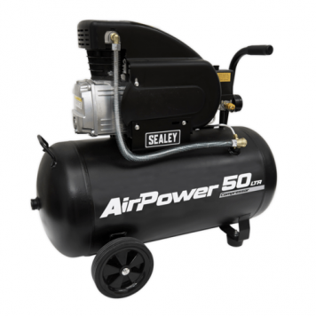 Sealey 50L 2HP Direct Drive Compressor