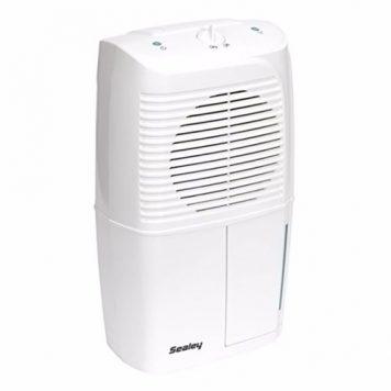 Sealey Domestic Air Room Dehumidifier 10 Litre