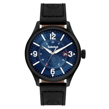 Timberland Gent's Blake Watch with Genuine Leather Strap