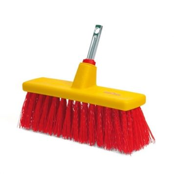 Wolf Garten Multi-Change Yard Broom 31cm (2019 Model)
