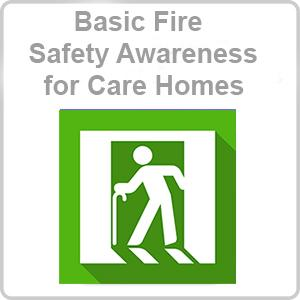 Basic Fire Safety Awareness for Care Homes CPD Certified Online Course