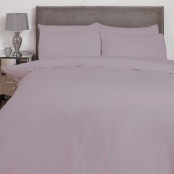 Hamilton McBride Single Duvet Cover Silver