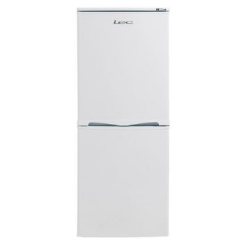 LEC Fridge Freezer 139L A+ White