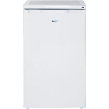 LEC L5010W 112 Litre Under Counter Fridge - White