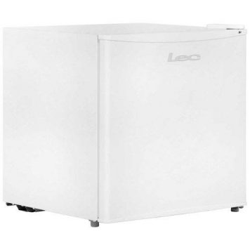 LEC R50052W 46 Litre Table Top Fridge - White