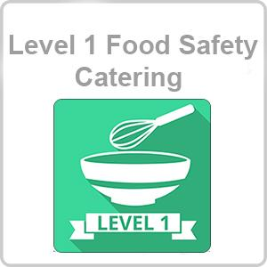 Level 1 Food Safety - Catering CPD Certified Online Course
