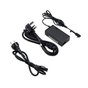 Acer AC Adapter 65W-19V for Laptops - EU/UK Power Cord