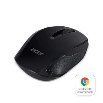 Acer Wireless Optical Mouse | Black