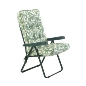 Glendale Deluxe Repose Leaf Recliner Chair Sage