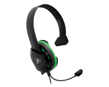 Recon Chat Xbox1 Black and Green Headset