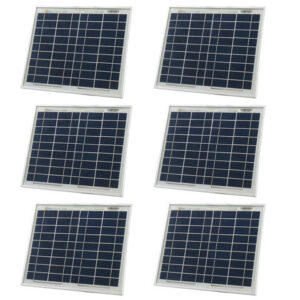 Solar Technology International Arena2 Supercharger Solar Panel (6 Pack)