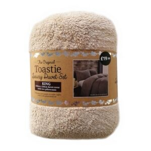 Toastie Mink King Duvet Set