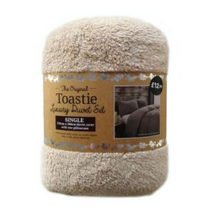 Toastie Mink Single Duvet Set
