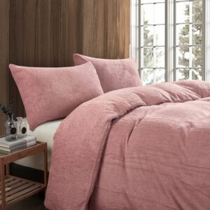 Toastie Pink Double Duvet Set