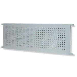 1200mm W Louvre Panel Back with Peg Board for BA/BC/BQ/BS Workbenches