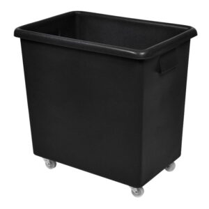 165ltr Narrow Recycled Mobile Bar Trolley