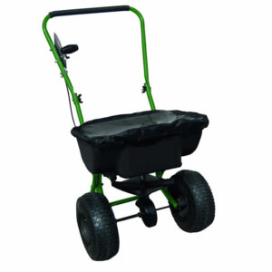 27kg Lightweight Walk Behind Broadcast Salt Spreader