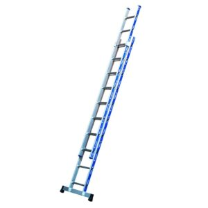3.59m Industrial En131 Triple Ladder