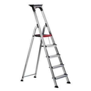 5 Tread Double Decker Step Ladder