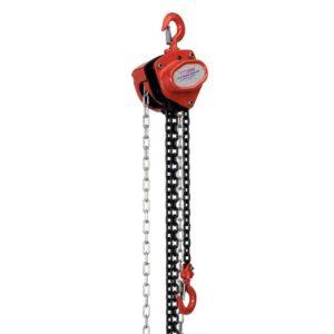 500kg SWL 2.5m lift Chain Block