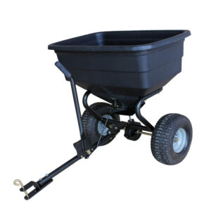 80 Litre Capacity Towable Salt Spreader